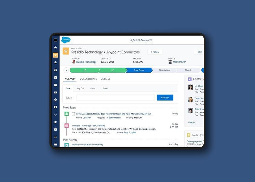sales cloud_salesforce